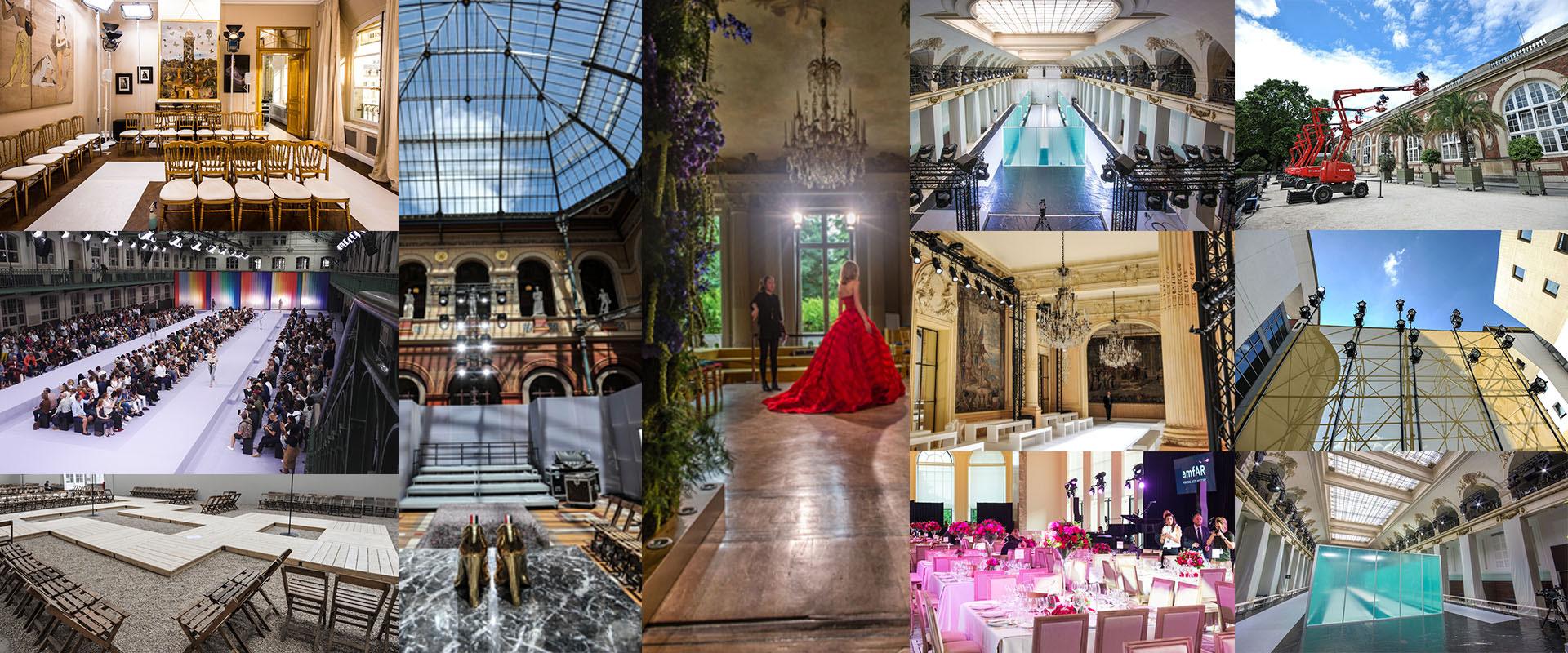 Visuel Fashion Week Paris | Juin - Juillet 2017