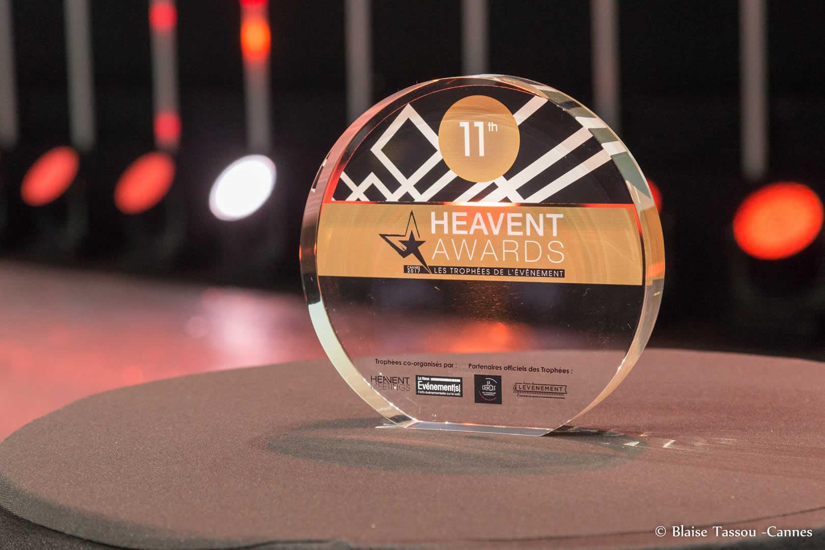 Visuel Novelty partenaire des Heavent Awards et de Weyou sur Heavent Meetings 2017