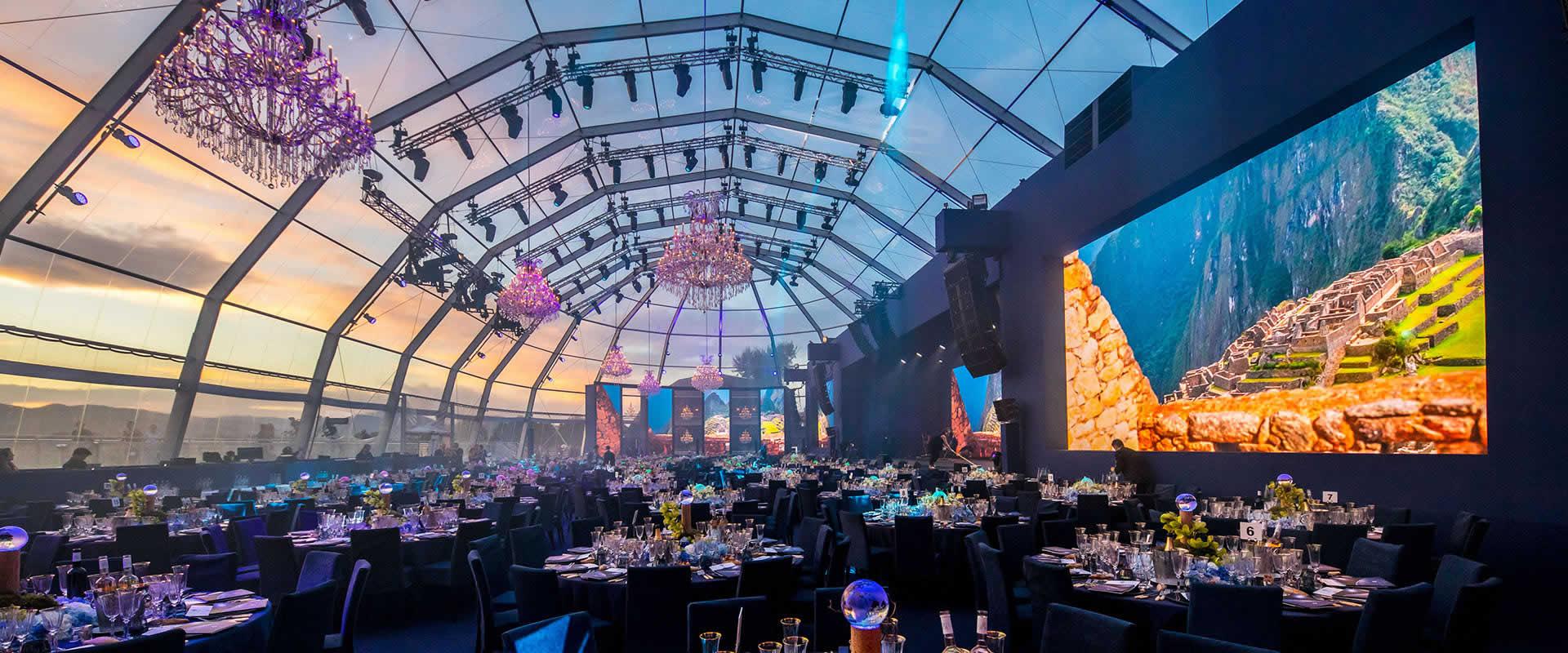 Visuel Gala de la Fondation Leonardo DiCaprio avec Tuff Consult