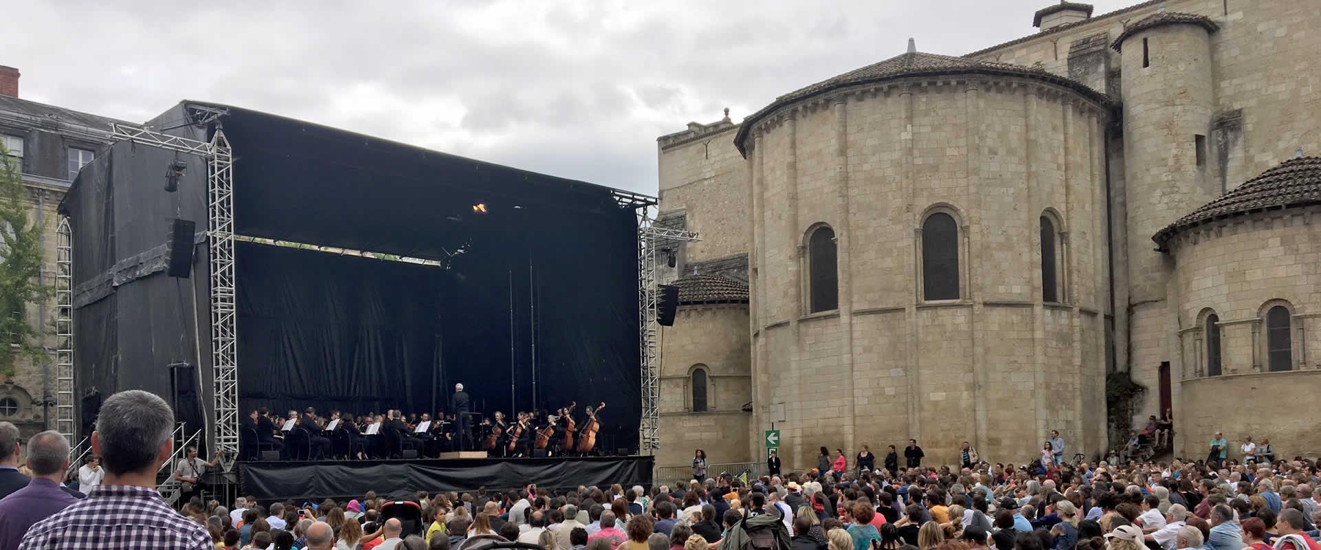 Visuel L'Opéra National de Bordeaux a fêté l'arrivée de la LGV