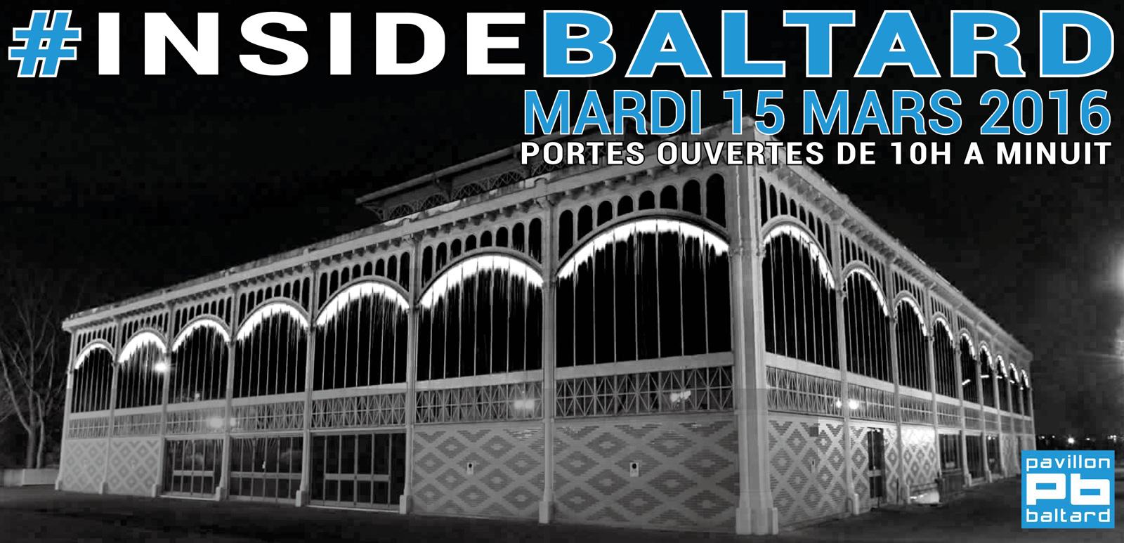 Journee portes ouvertes pavillon baltard novelty group - Porte ouverte mulhouse culte en ligne ...