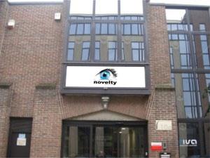 entrepôt Novelty Benelux Bruxelles
